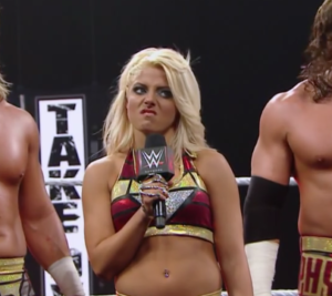 Alexa Bliss Face
