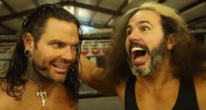 Broken Hardys Cured