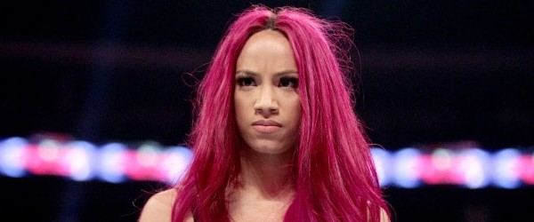 Sasha Banks Mad