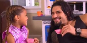 Roman Reigns Tea Party