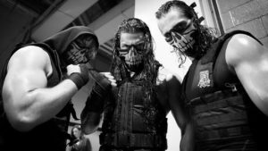 Roman Reigns The Shield